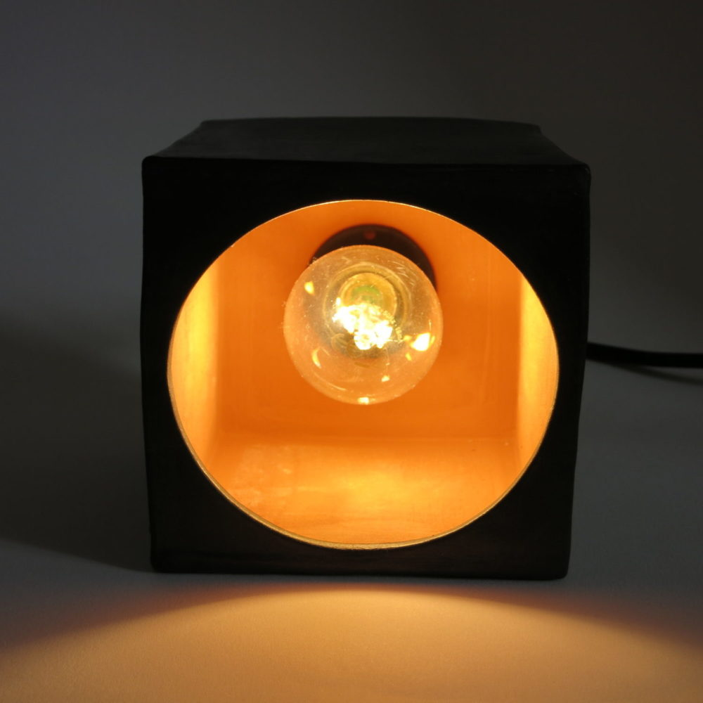 Hole lamps
