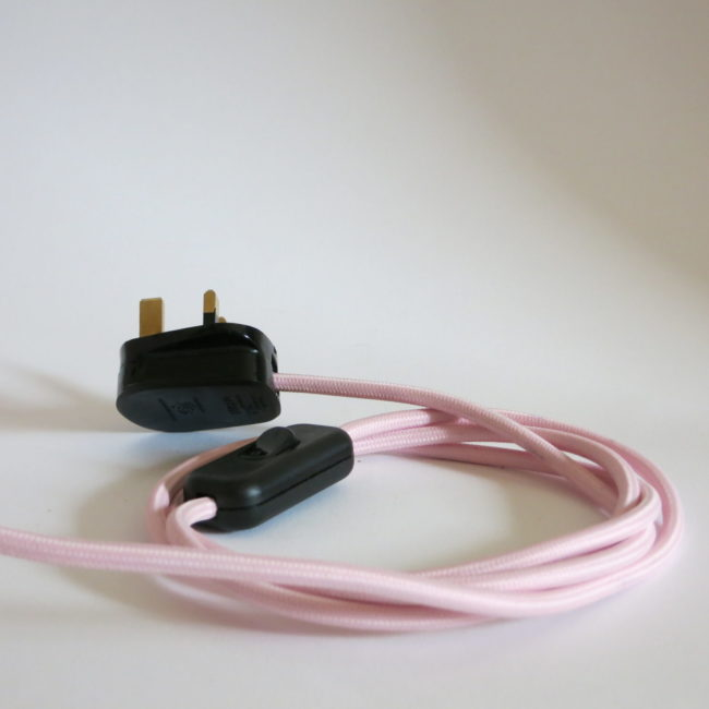 pink cable