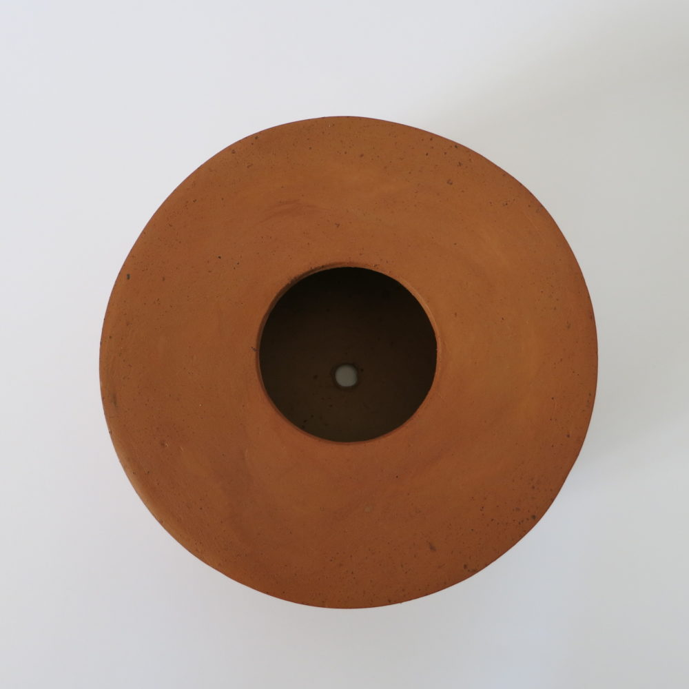 terracotta design pot